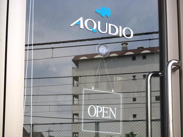闘魚専門店AQUDIO